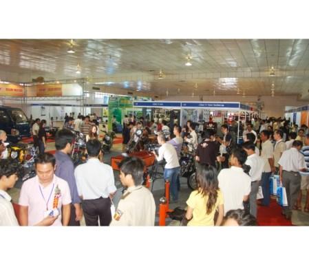 Tổ chức sự kiện, hội chợ, triển lãm