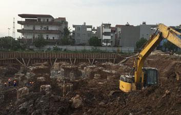 Cụm nhà ở xã hội CT5 Phú Lãm