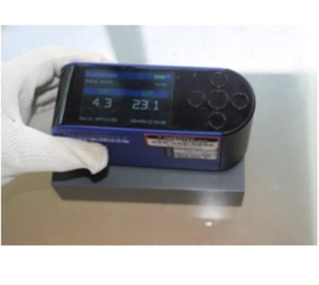 Quy trình test sơn tĩnh điện