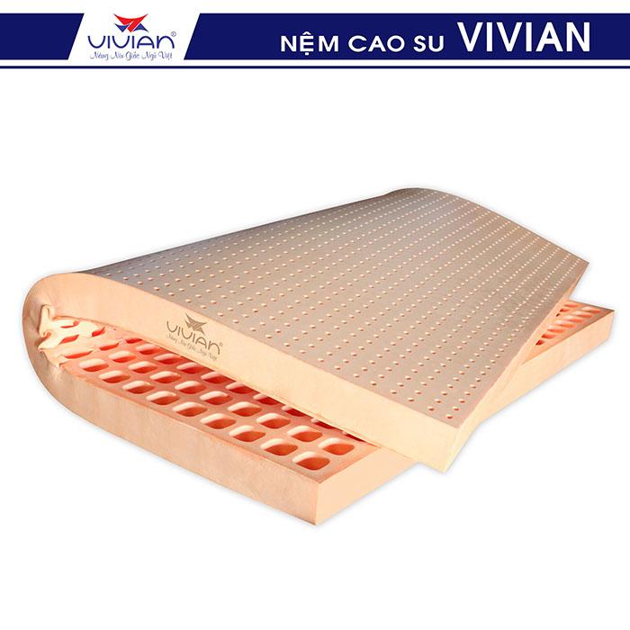 nệm cao su thiên nhiên Vivian