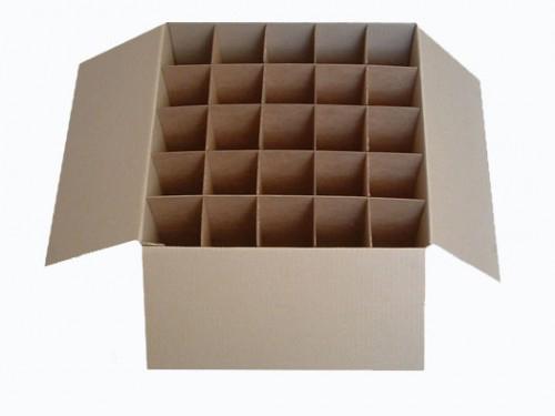 Vỉ, vách ngăn thùng giấy