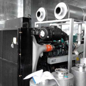 Máy phát điện công suất lớn