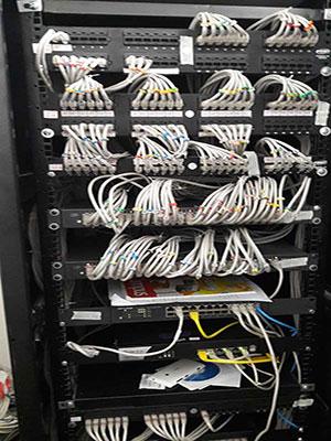 Giải pháp hệ thống mạng LAN