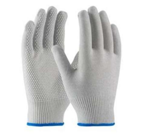 Găng tay phủ hạt nhựa