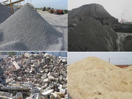 Vật liệu xây dựng đá sỏi