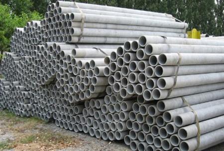 Đường ống xi măng xây dựng