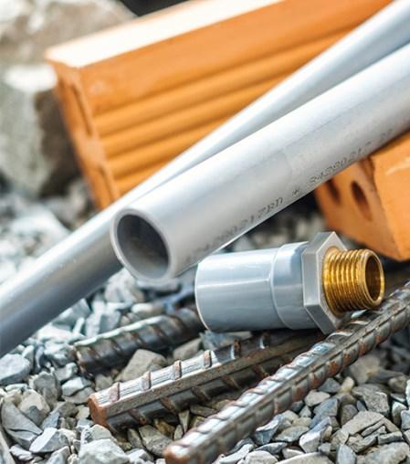 Đường ống nhựa xây dựng