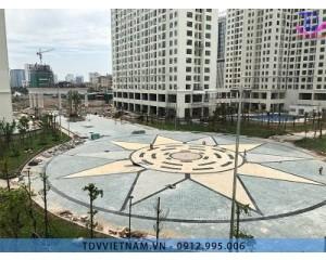 Đài phun nước dự án An Bình City