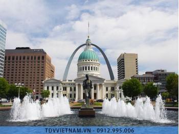 Đài phun nước cho quảng trường