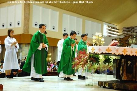 Nhà thờ Thanh Đa, quận Bình Thạnh