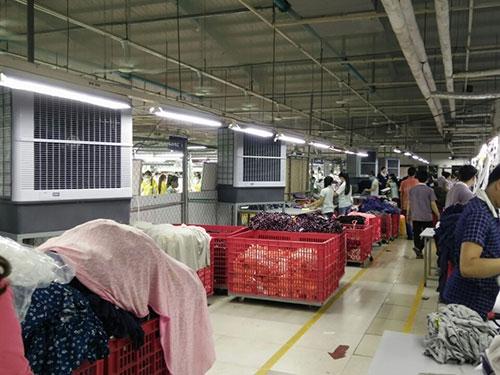 Công ty dệt may Thái Dương