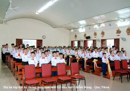 Nhà thờ Ghềnh Ráng, Quy Nhơn