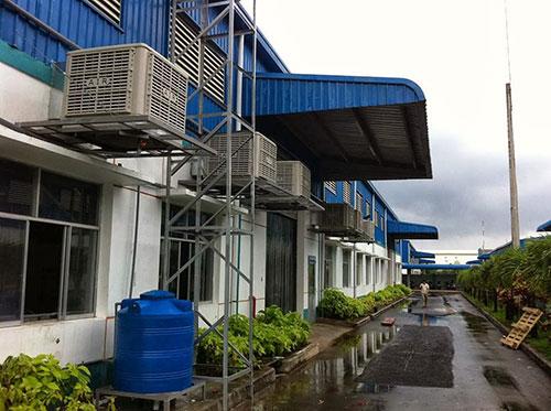 Xưởng may tại Đồng Nai