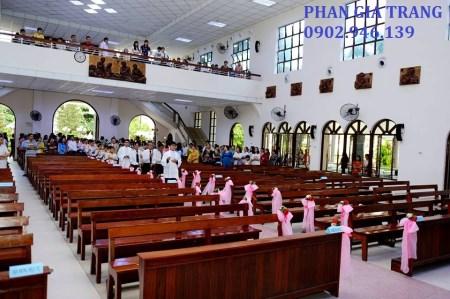Nhà thờ Thái Bình, quận Gò Vấp