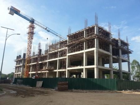 Xây dựng chung cư