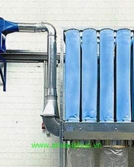 Hệ thống hút bụi túi vải công xuất lớn