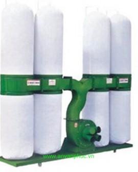 Hệ thống hút bụi túi vải công xuất nhỏ