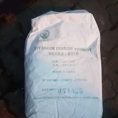 Titanium Dioxide Rutile Pigment R216