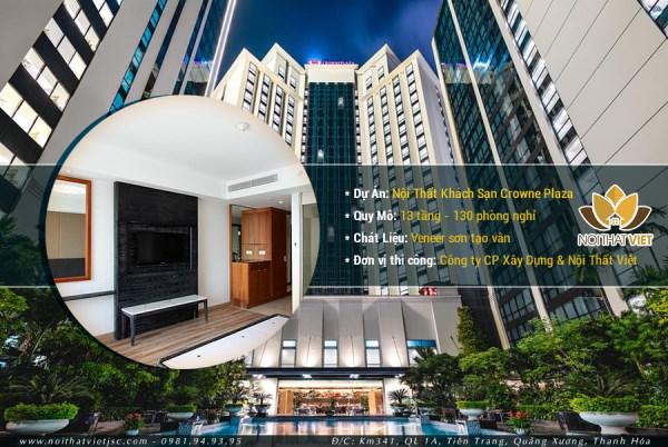 Khách sạn Crowne Plaza
