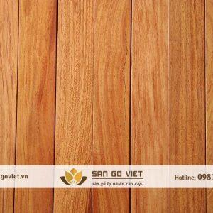 Sàn gỗ gỗ đỏ