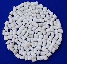 Hạt nhựa PE trắng