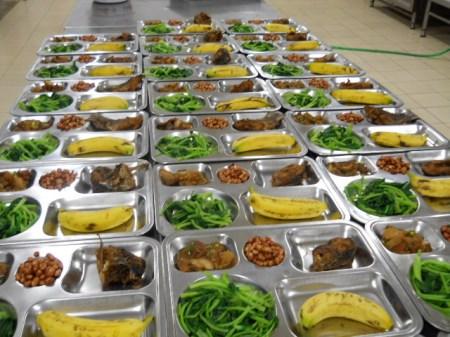 Suất ăn công nghiệp cho học sinh
