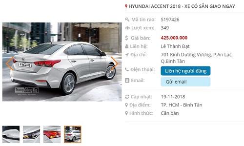 Đăng tin mua bán ô tô
