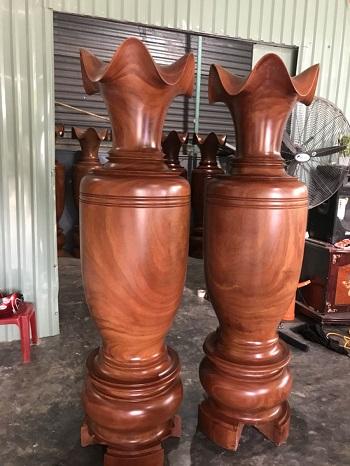 Lộc bình gỗ