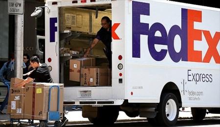 Chuyển phát nhanh bằng dịch vụ Fedex