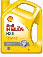 SHELL HELIX HX5 DIESEL CI-4 15W-40
