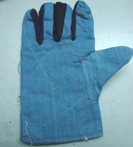 Găng tay vải mập