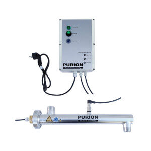 Thiết bị diệt khuẩn đèn UV - Purion