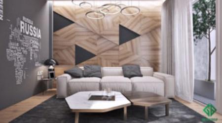 Trang trí nội thất nhà phố