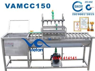 Máy chiết rót chai VAMCC 150