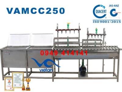Máy chiết rót chai VAMCC 250