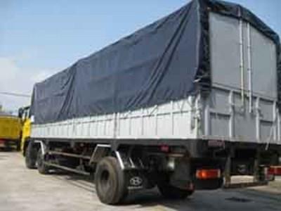 Bạt che mui thùng xe tải