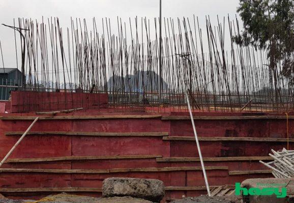 Nước thải sinh hoạt KTV Cẩm Pả Quảng Ninh