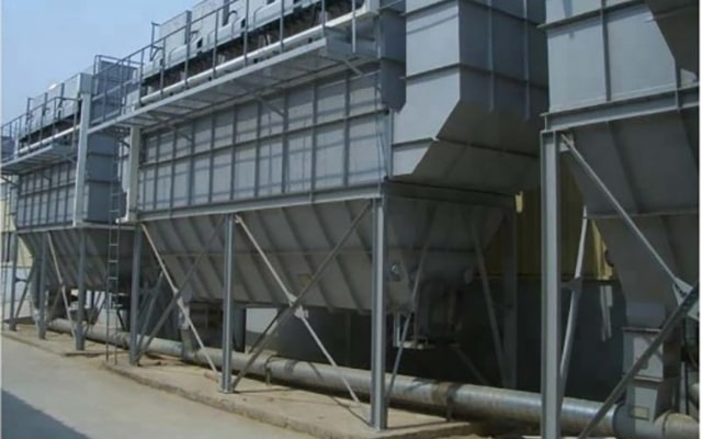 Xử lý khí thải than cốc