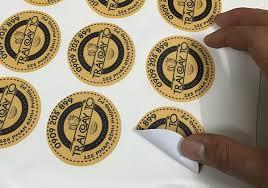 Nhãn giấy Sticker