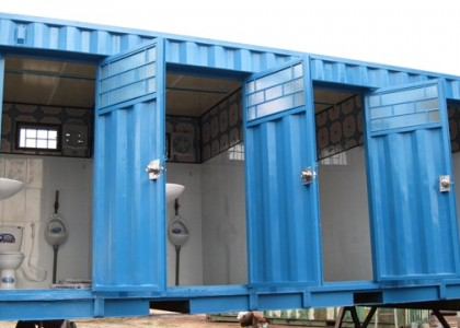 Container vệ sinh