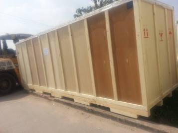 Dịch vụ đóng kiện gỗ cho máy móc