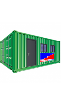 Container Văn phòng 20ft