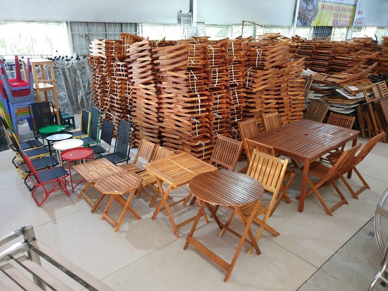 Thanh lý bàn ghế cũ