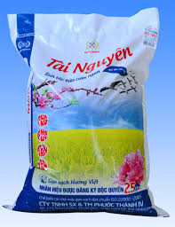 Gạo Tài Nguyên chợ Đào
