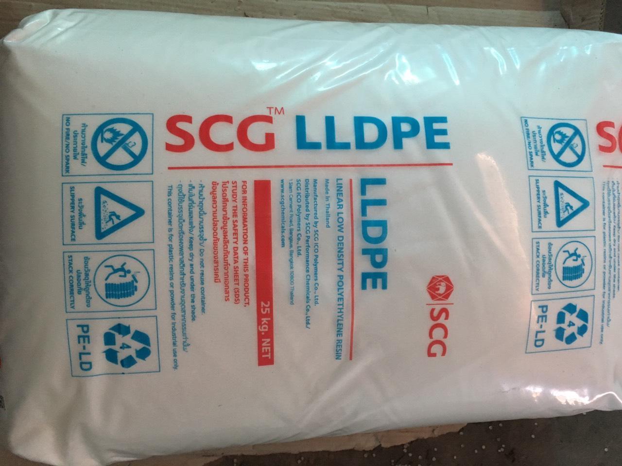 Hạt Nhựa LLDPE