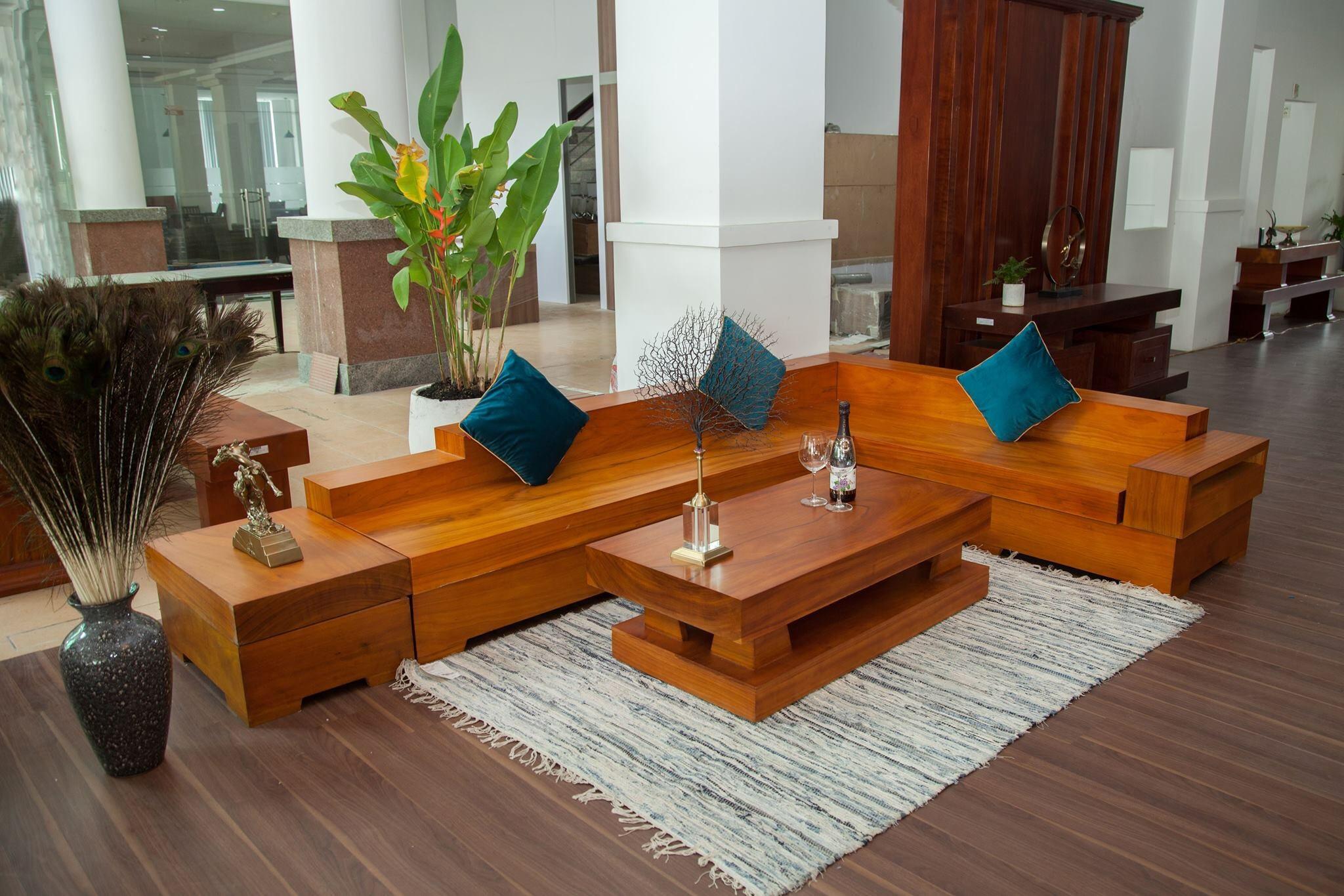 Sofa nguyên khối