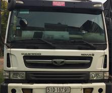 Cho thuê xe tải 16 tấn