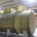 Bồn xử lí nước thải composite