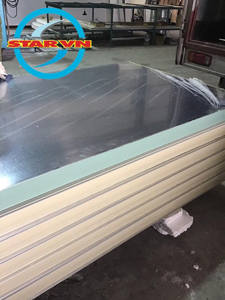 Dây chuyền sơn nước và vách panel