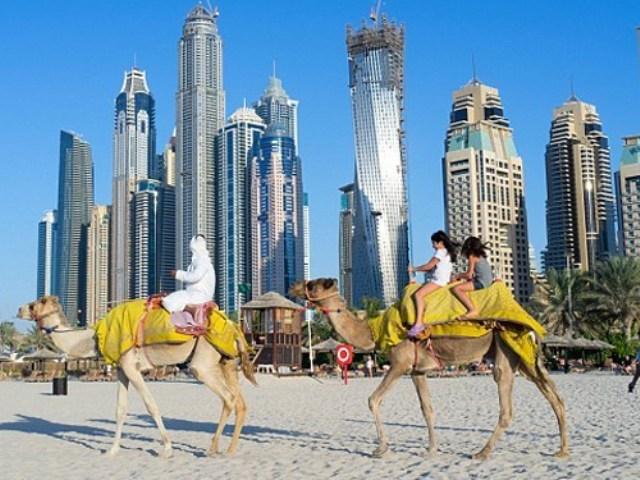 Tour du lịch Dubai - Trung Đông